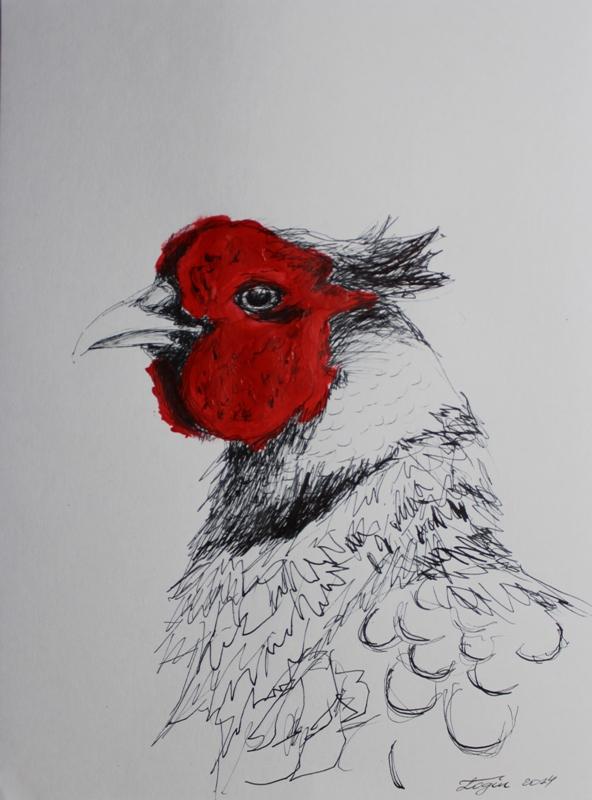 acrylic  u00ab anna login  u2013 paintings  drawings and jewellery